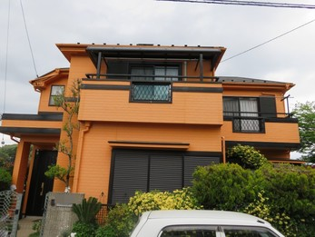 東京都町田市 O様邸 屋根外壁塗装・外壁カバー工法工事