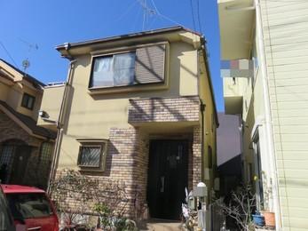 東京都小平市 T様邸 屋根カバー工法・外壁塗装工事