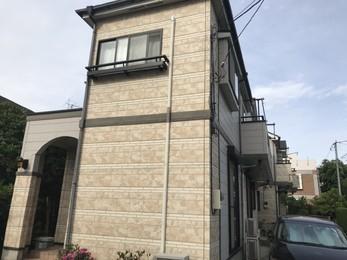東京都調布市 E様邸 屋根外壁塗装工事