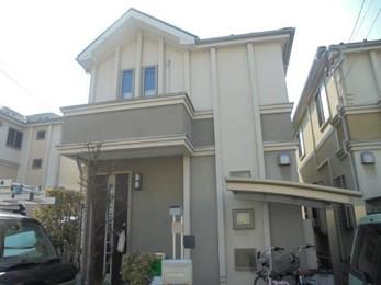 東京都西東京市 I様邸 屋根外壁塗装工事