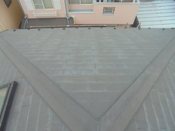 東京都国分寺市 H様邸 屋根塗装雨樋工事