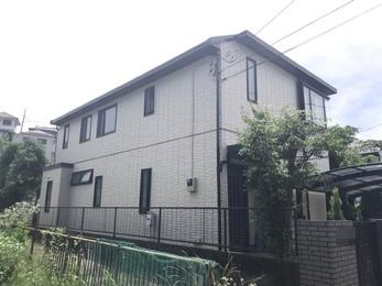 東京都町田市 Y様邸 屋根カバー工法・外壁塗装工事