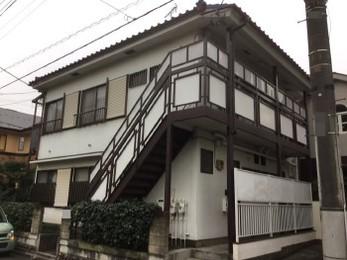 東京都小平市 U様邸 外壁塗装工事