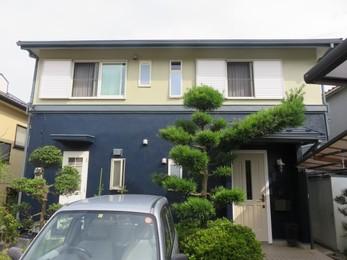 東京都町田市 K様邸 屋根カバー工法・外壁塗装工事
