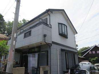 神奈川県相模原市 S様邸 外壁屋根塗装工事