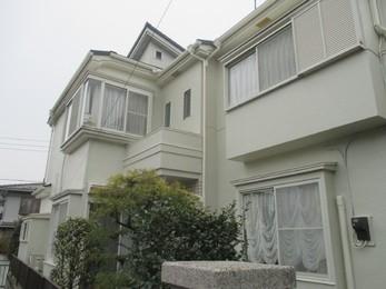 東京都東村山市 I様邸 屋根カバー工法・外壁塗装工事