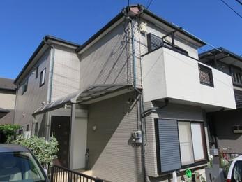神奈川県相模原市 N様邸 屋根外壁塗装工事