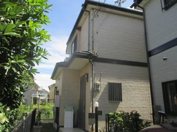 東京都清瀬市 S様邸 屋根外壁塗装工事