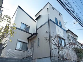 東京都日野市 M様邸 屋根外壁塗装工事