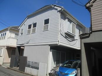 東京都小平市 W様邸 屋根外壁塗装工事