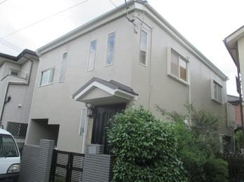 東京都東村山市 Y様邸 屋根カバー・外壁塗装工事