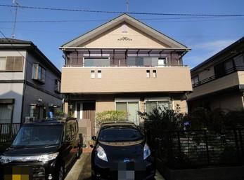東京都町田市 A様邸 屋根外壁塗装工事