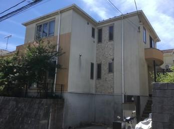 東京都町田市 U様邸 屋根外壁塗装工事