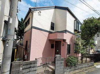 東京都東久留米市 M様邸 屋根外壁塗装工事