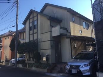 東京都西東京市 S様邸 屋根カバー工法・外壁塗装工事