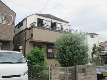 東京都東村山市 O様邸 屋根外壁塗装工事