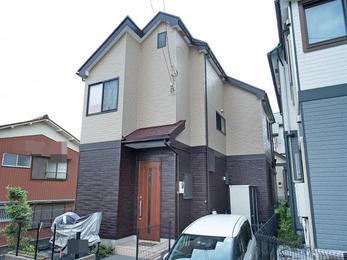 東京都町田市 M様邸 屋根外壁塗装