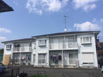 東京都町田市 Y様邸アパート 屋根外壁塗装