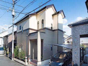 東京都東村山市 I様邸 屋根外壁塗装工事
