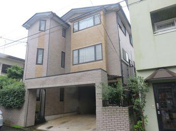 神奈川県相模原市 U様邸 屋根外壁塗装工事