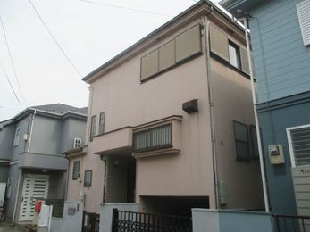 東京都小平市 M様邸 屋根カバー外壁塗装工事