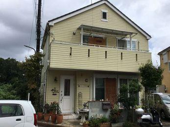 東京都町田市 M様邸 屋根外壁塗装工事