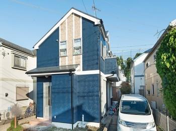 外壁塗装ならガイソー小平まで 地域密着の安心施工が自慢です