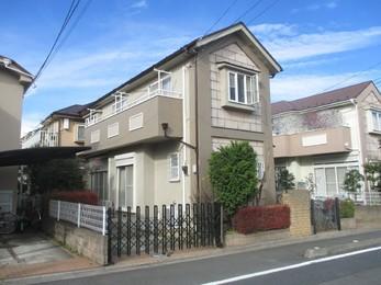 東京都小平市 T様邸  屋根外壁塗装工事・ベランダウレタン通気