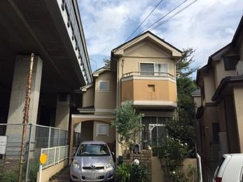 東京都調布市 H様邸 屋根カバー・外壁塗装工事
