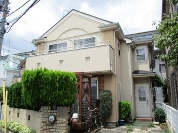 東京都調布市 O様邸 屋根カバー外壁塗装工事
