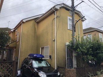 東京都町田市 Y様邸 屋根カバー外壁塗装工事