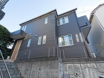 神奈川県川崎市 M様邸 屋根外壁カバー工法