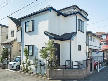 神奈川県相模原市 U様邸 屋根カバー・外壁塗装工事