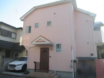 東京都東久留米市 F様邸 屋根外壁塗装工事