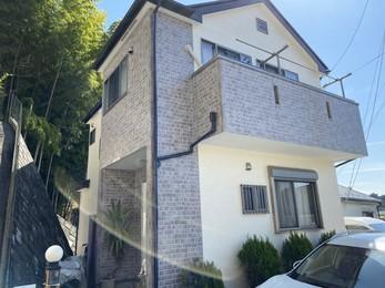 東京都八王子市 K様邸 屋根外壁塗装工事