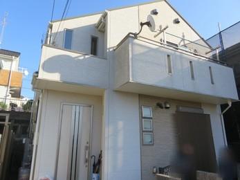東京都町田市 K様邸 屋根外壁塗装工事