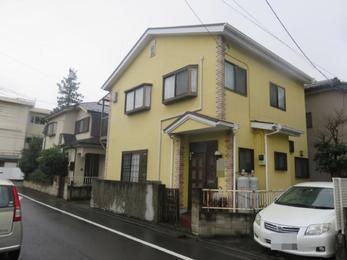 東京都小平市 I様邸 外壁カバー工法・屋根外壁塗装工事