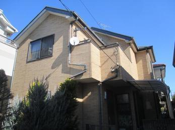 東京都国分寺市 H様邸 屋根カバー・外壁塗装工事