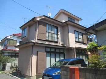 東京都小平市 M様邸 屋根・外壁塗装工事