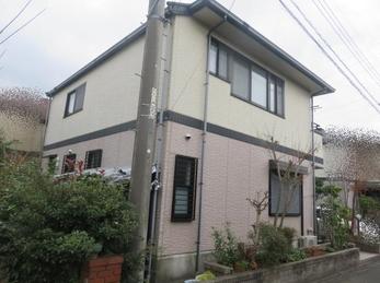東京都町田市 N様邸 屋根・外壁塗装工事