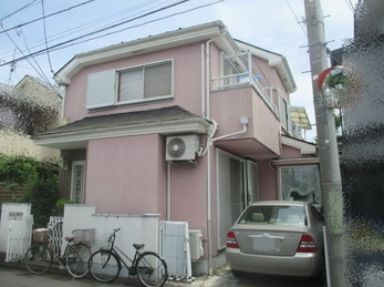 東京都小平市 T様邸 屋根・外壁塗装工事