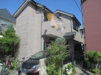 東京都国分寺市 I様邸 屋根・外壁塗装工事