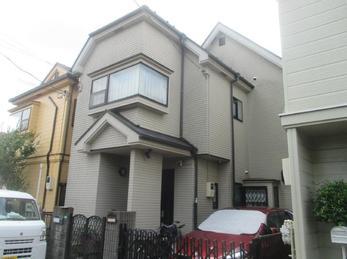 東京都小平市 H様邸 屋根外壁塗装
