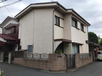 東京都西東京市 K様邸 外壁塗装工事