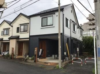 東京都西東京市 O様邸 屋根外壁塗装