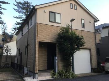 東京都西東京市 F様邸 屋根外壁塗装工事