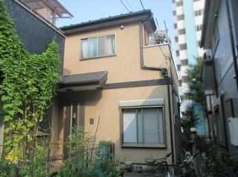東京都小平市 I様邸 屋根・外壁塗装工事