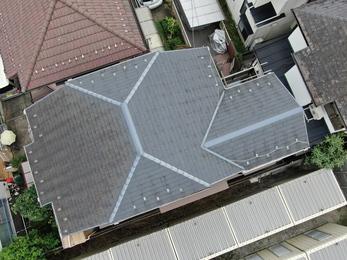 東京都小平市 N様邸 屋根外壁塗装工事