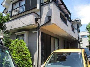 東京都調布市 O様邸 屋根外壁塗装工事