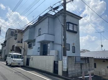 東京都立川市 S様邸 屋根外壁塗装工事